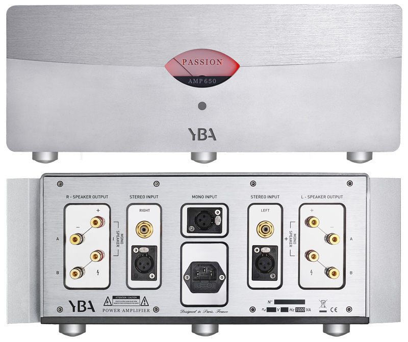 YBA Passion PH150 Phono Amplifier